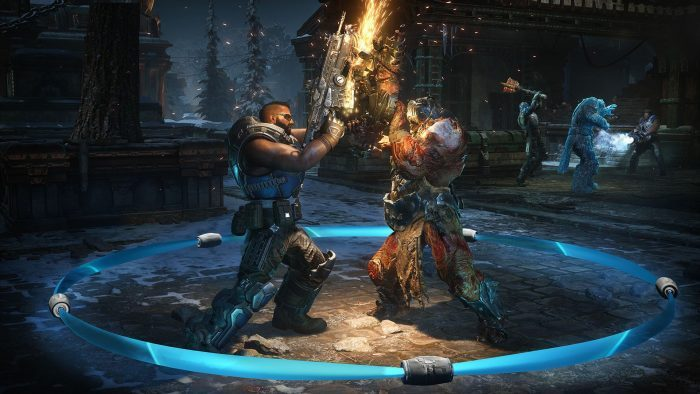 Here Is Gears 5 Store With All Skins, Cosmetics and Microtransactions