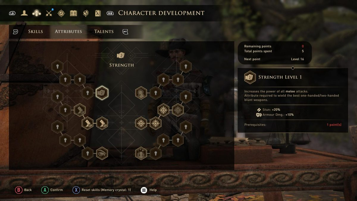 Greedfall Attributes Guide – How to Earn Attribute Points, Best Attributes