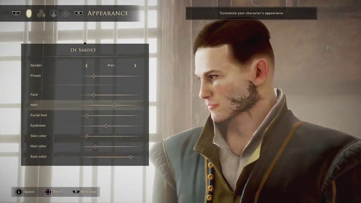 Greedfall Character Creation Guide – Starter Classes, Talents and Attributes