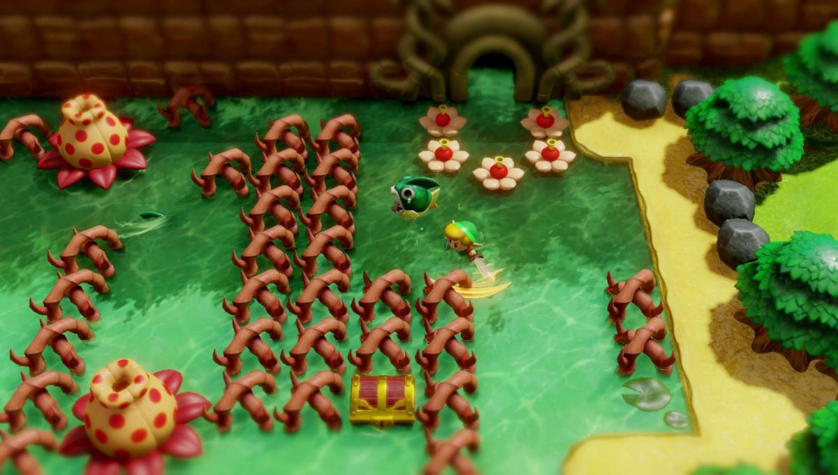 Zelda: Link's Awakening Fairy Bottles Guide – Capturing Fairies, Bottle Locations
