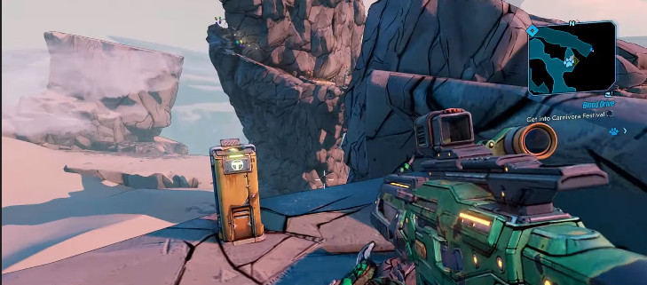 Borderlands 3 Devil's Razor Challenges Guide - Collectible Locations, Where to Find