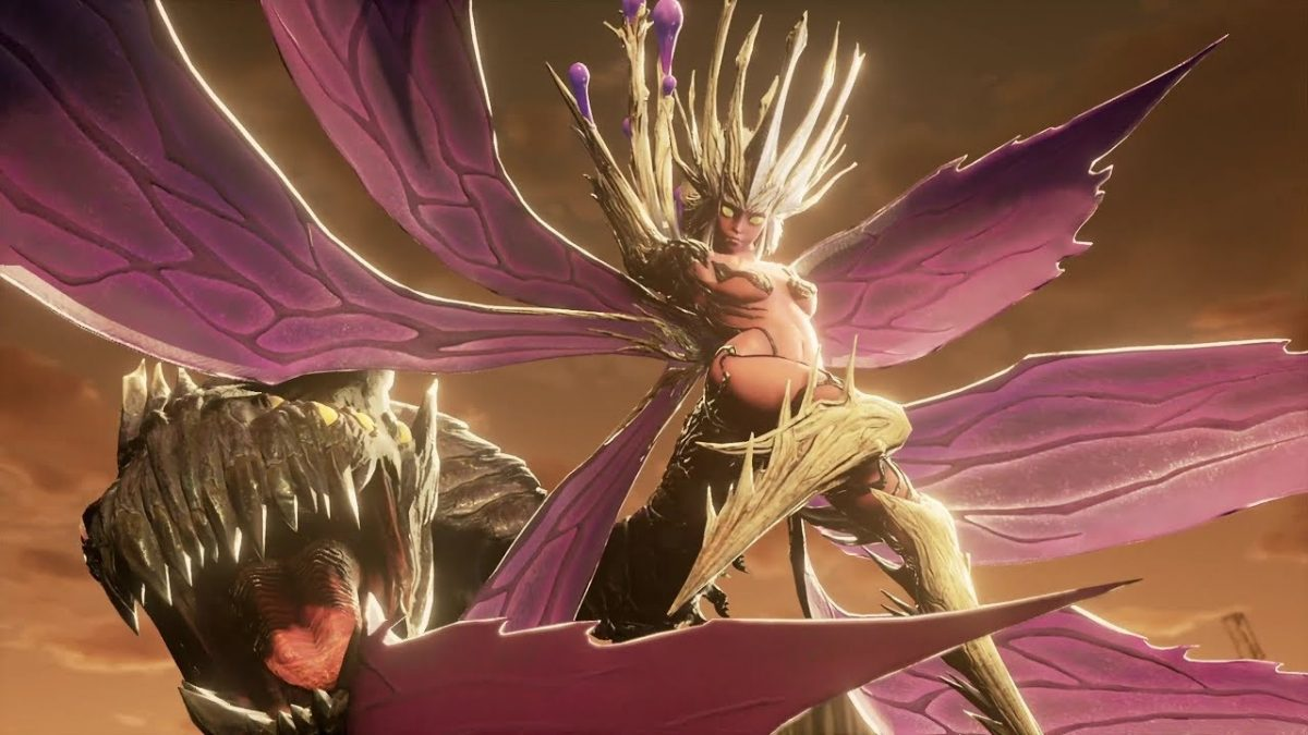 Code Vein Ruined City Center Walkthrough Guide – Park Ruins, Defeat Butterfly of Delirium