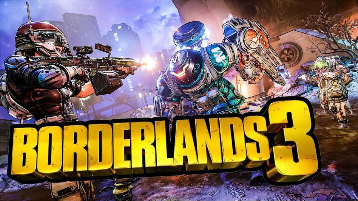 Borderlands 3 Space-Laser Tag Walkthrough