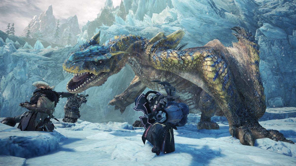 Monster Hunter: World Iceborne Weapons Guide – All the Weapon Changes, Best Weapons