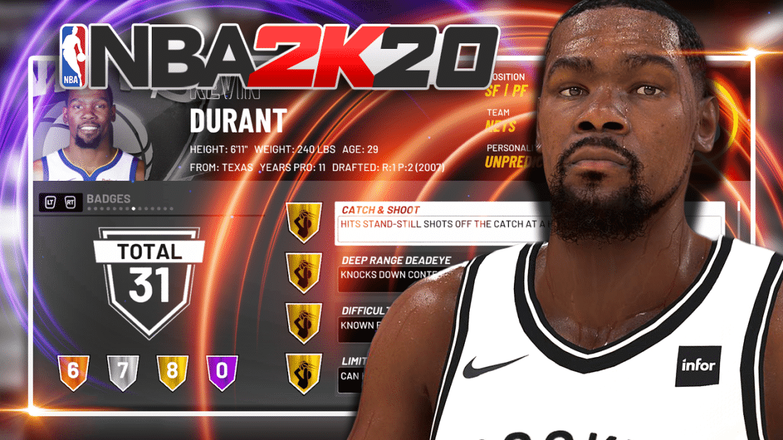 NBA 2K20 Badges Unlocks Guide – How to Unlock Personality and Skill Badges