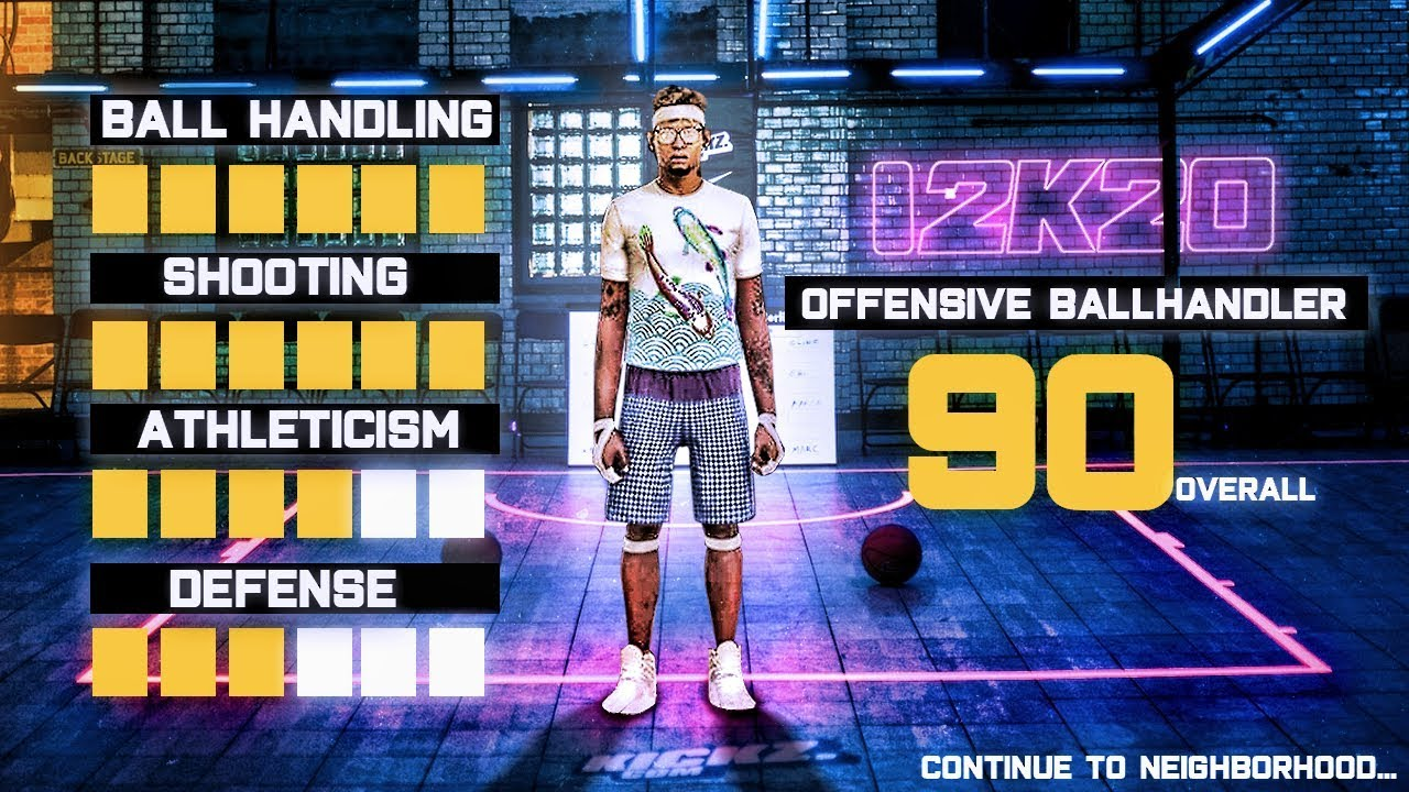 NBA 2K20 MyPlayer Builder Tips, Choosing Best Position, Attributes, Badges, and Skills