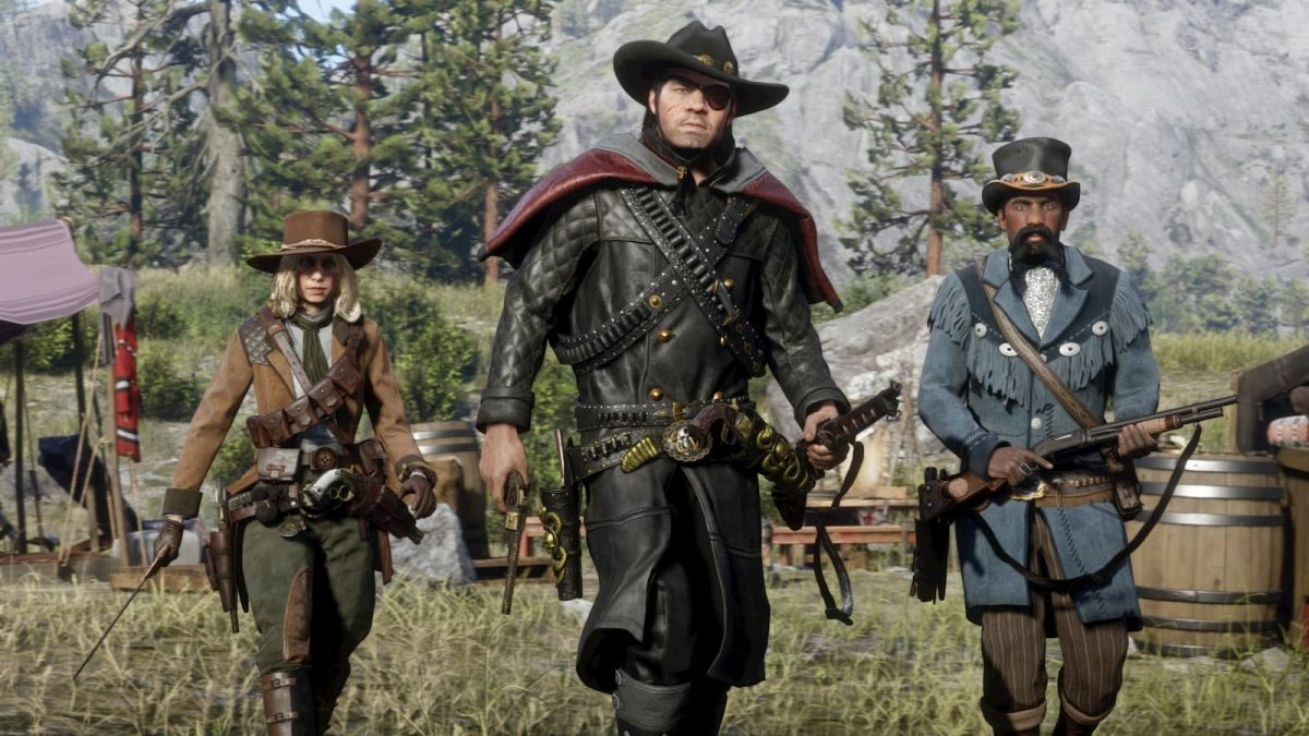 Red Dead Online Bounty Kits Guide