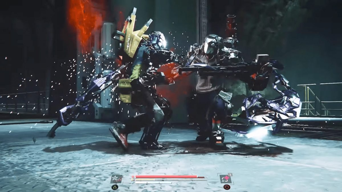The Surge 2 Combat Tips – How to Parry, Backstab Attacks, Combat Drone