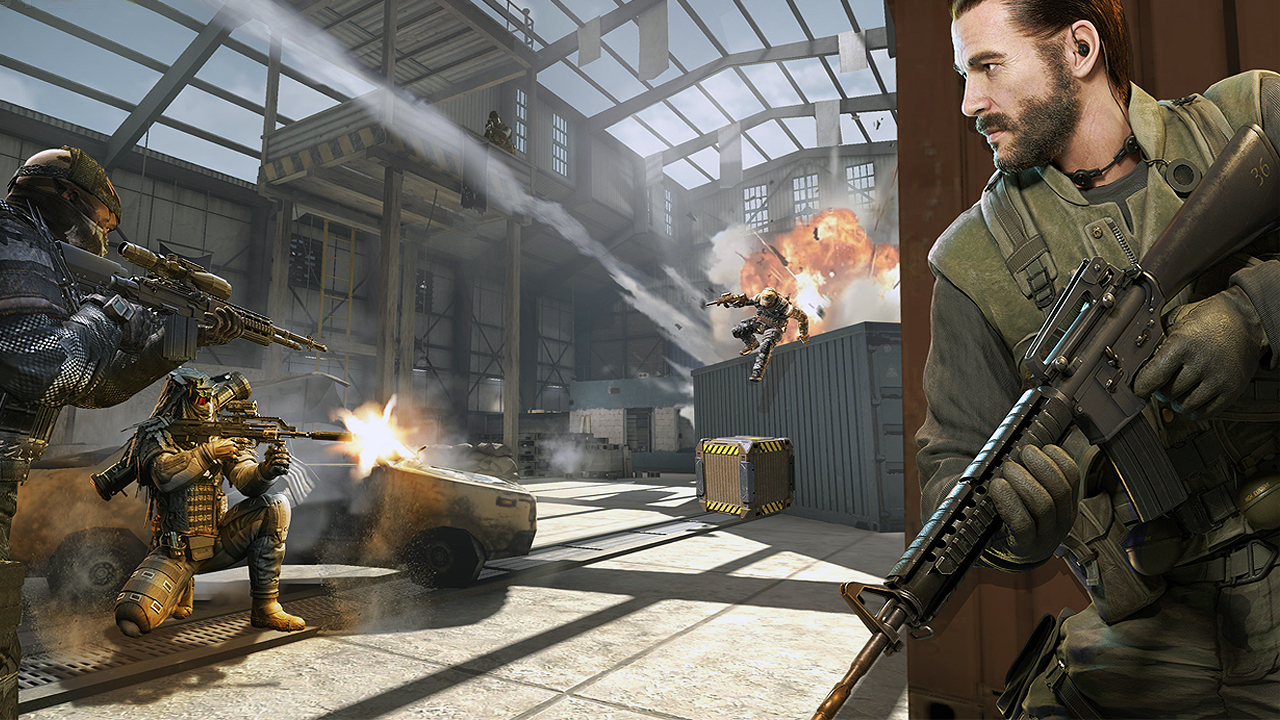 "Call Of Duty: Mobile Censors You From Saying ""Jesus"""