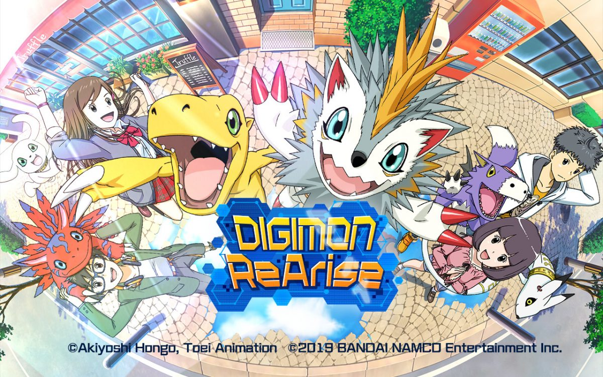 Digimon ReArise Stamina Guide