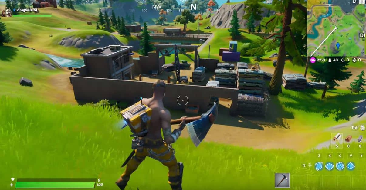 Fortnite Chapter 2 Compact Cars Locations