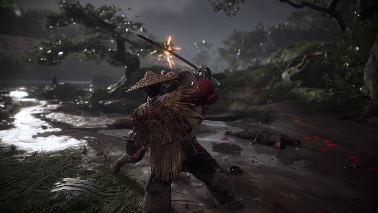 Ghost Of Tsushima Has Weapons That Can Only Be Found While Exploring