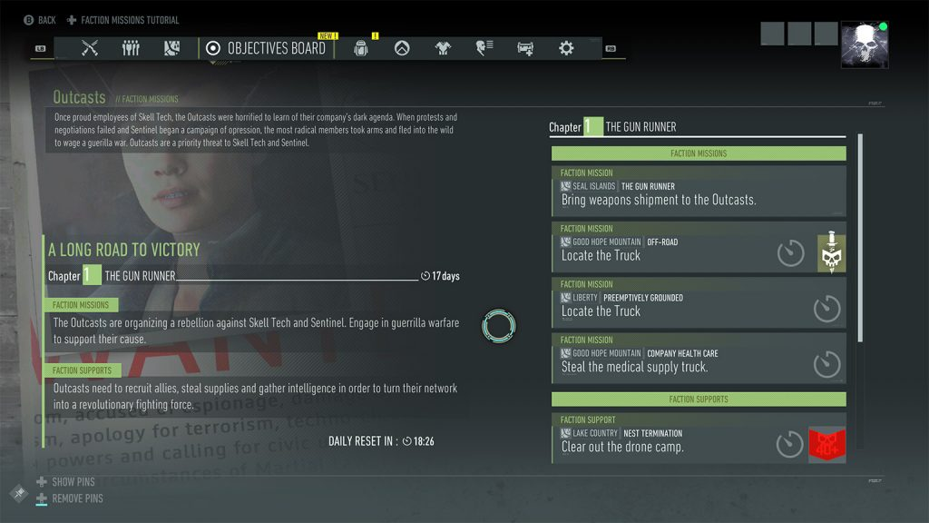 Ghost Recon Breakpoint Faction Missions Guide