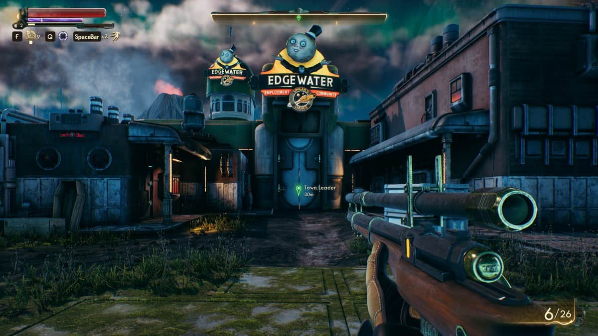 The Outer Worlds Armor and Weapon Upgrades