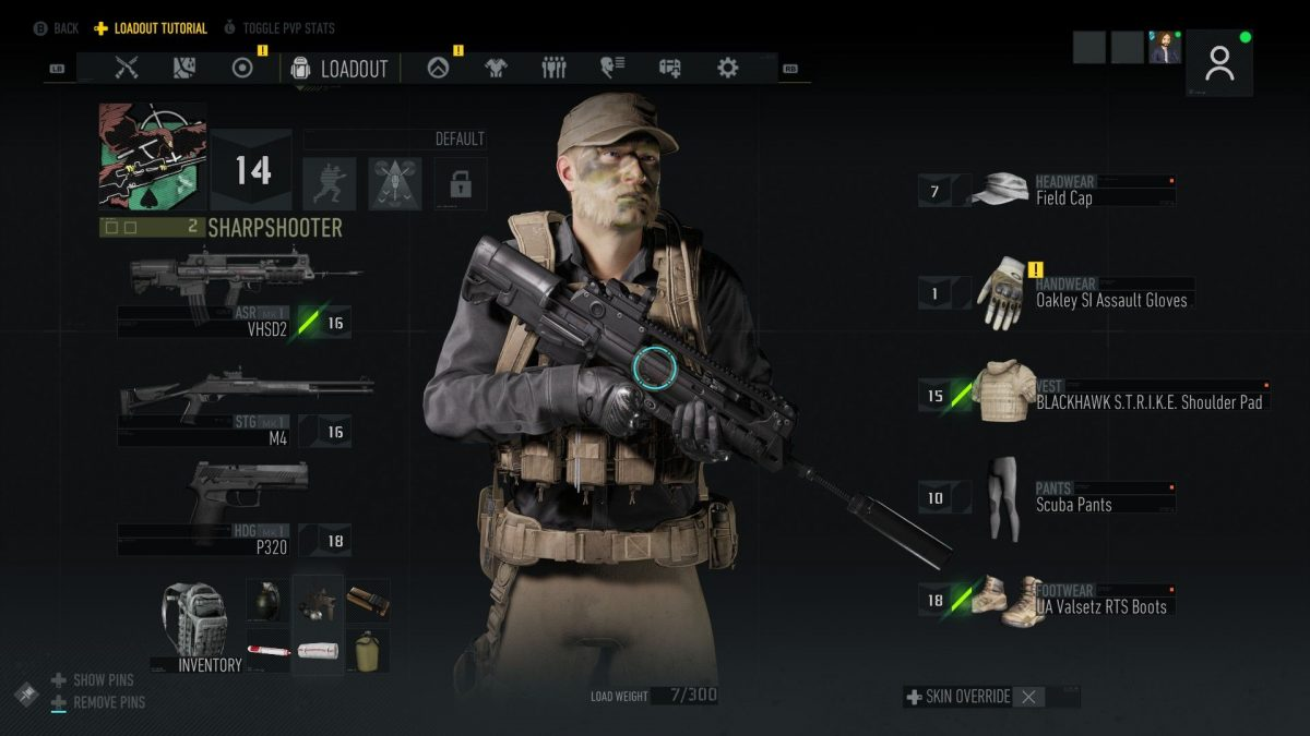 Ghost Recon: Breakpoint Best Loadouts Guide