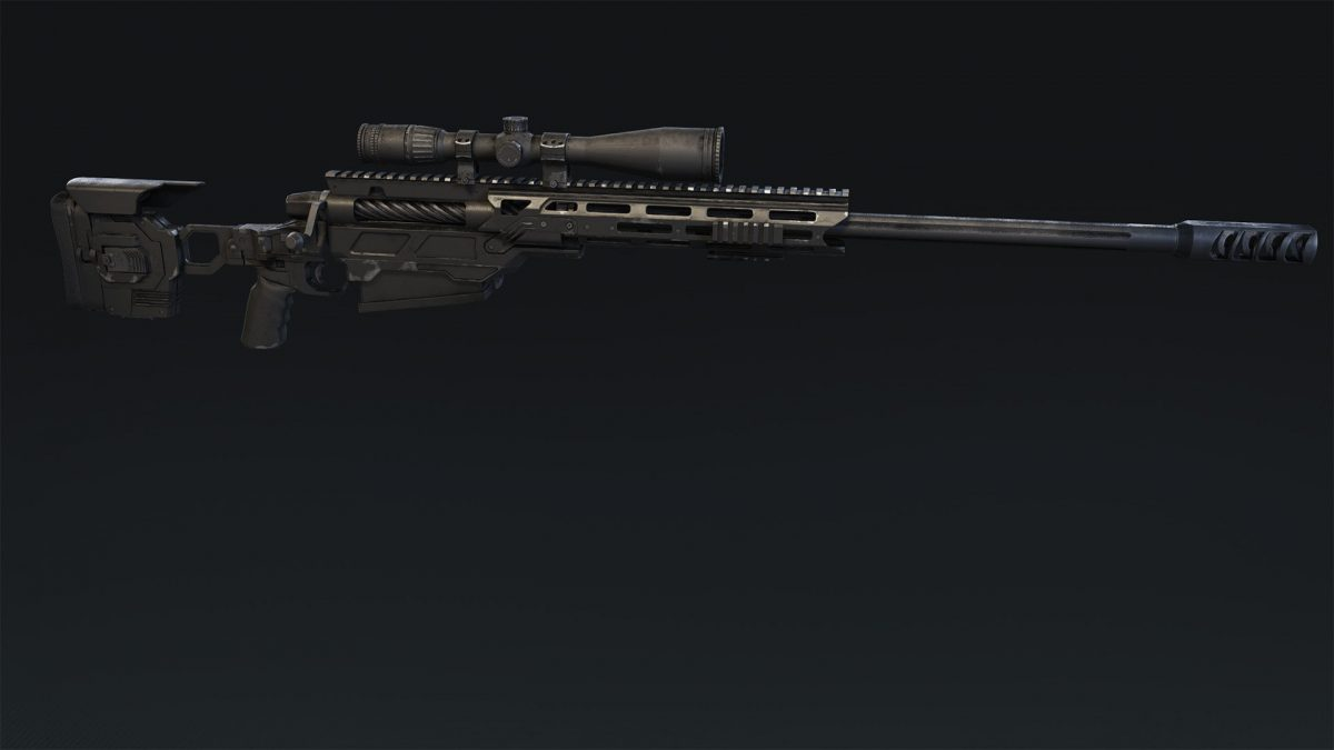 Ghost Recon Breakpoint Best Sniper Rifles Guide