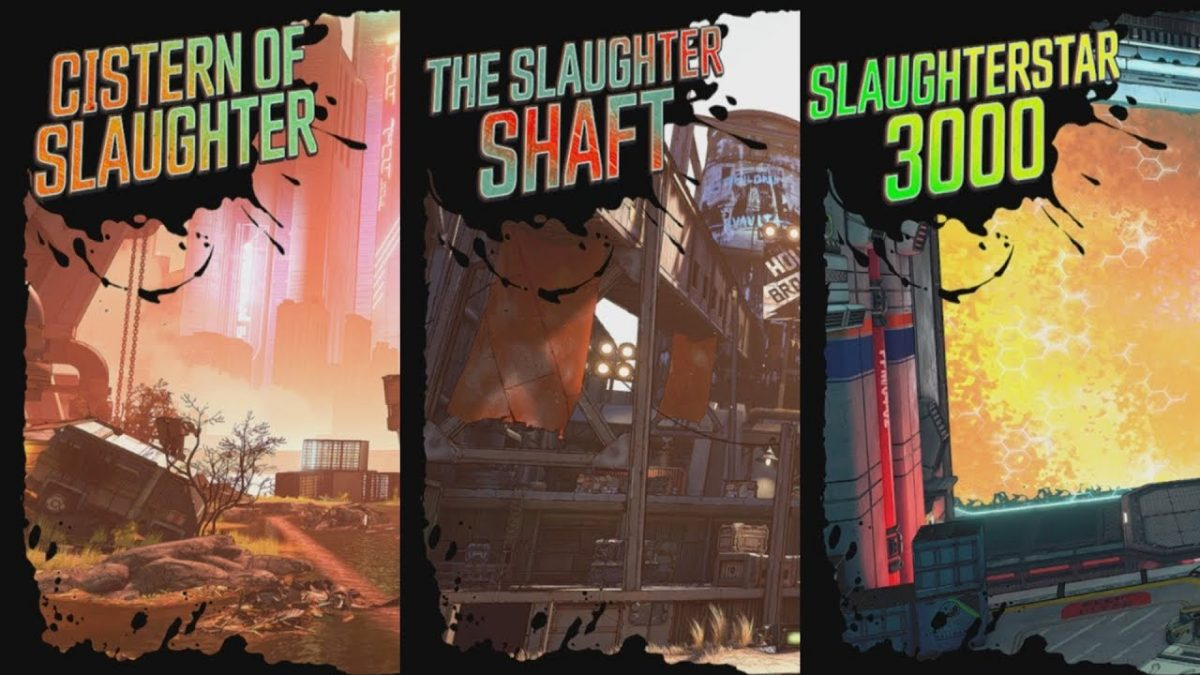 Borderlands 3 Circle of Slaughter Locations Guide