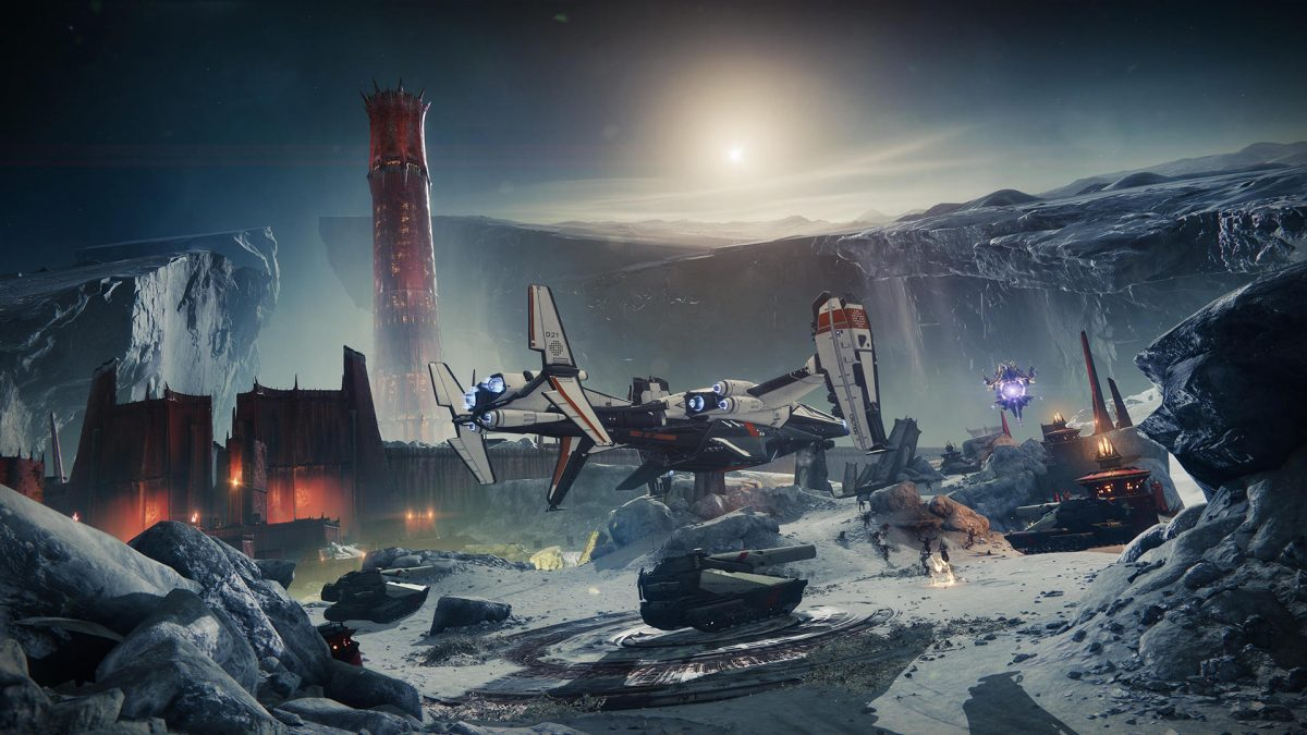 Destiny 2 Moon Lost Sectors Locations Guide