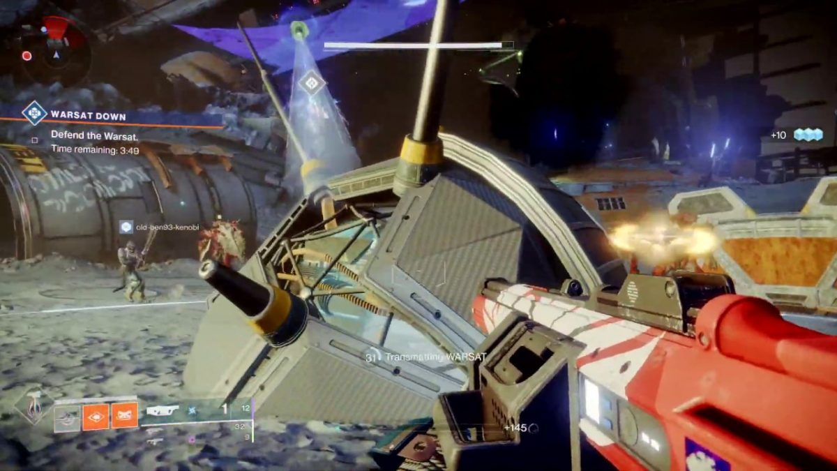 Destiny 2 Moon Heroic Public Event Guide