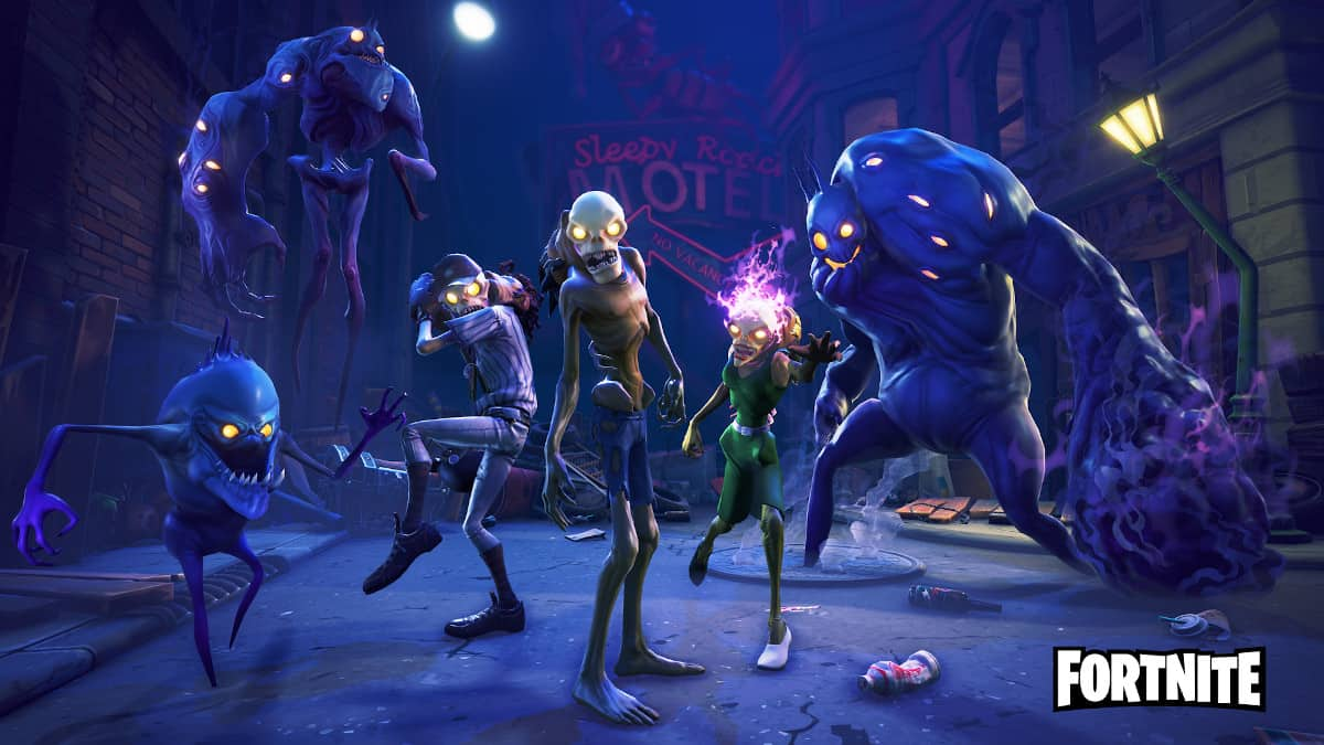 How to Eliminate Fiends in Fortnite Chapter 2 Retribution Challenge