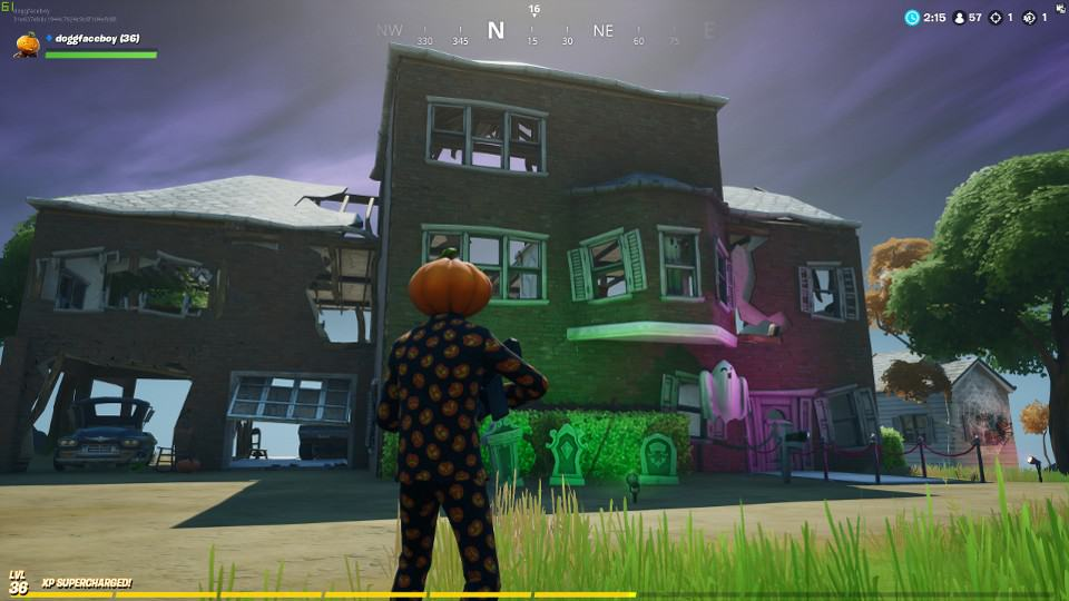 Fortnite Chapter 2 Ghost Town