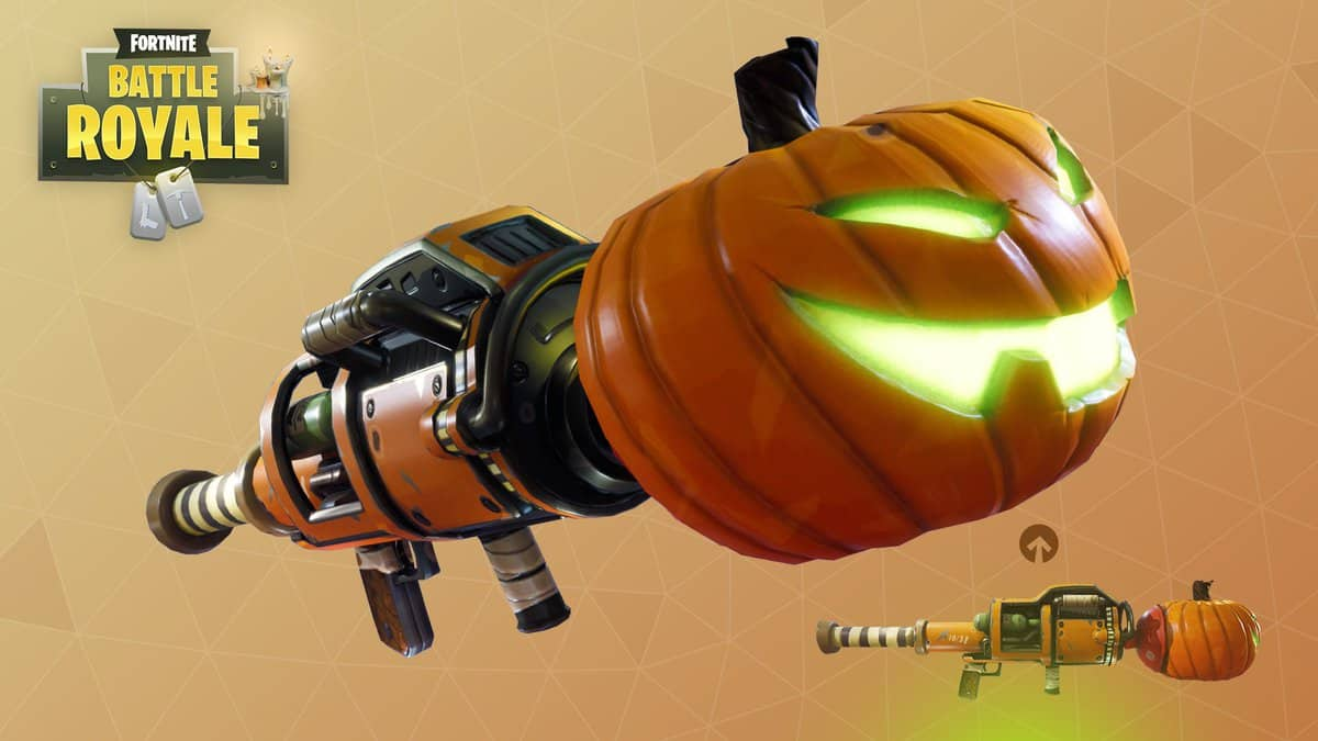 How to Unlock Jack o Launcher in Fortnite