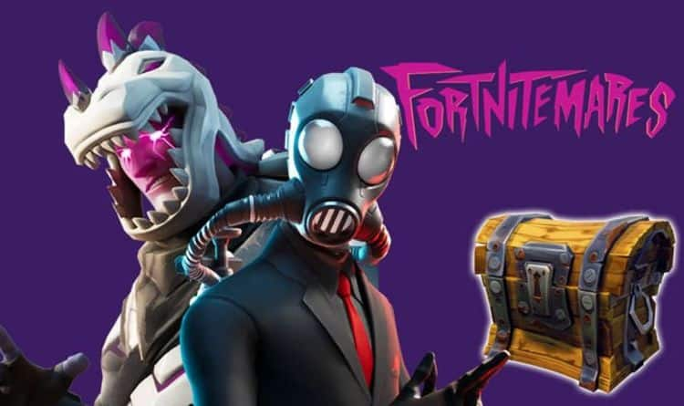 Fortnite Chapter 2 Fortnitemares Chests Locations