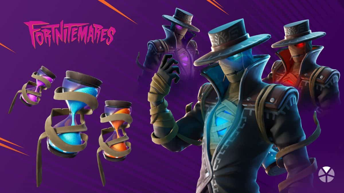 Fortnite Fortnitemares Challenges Guide