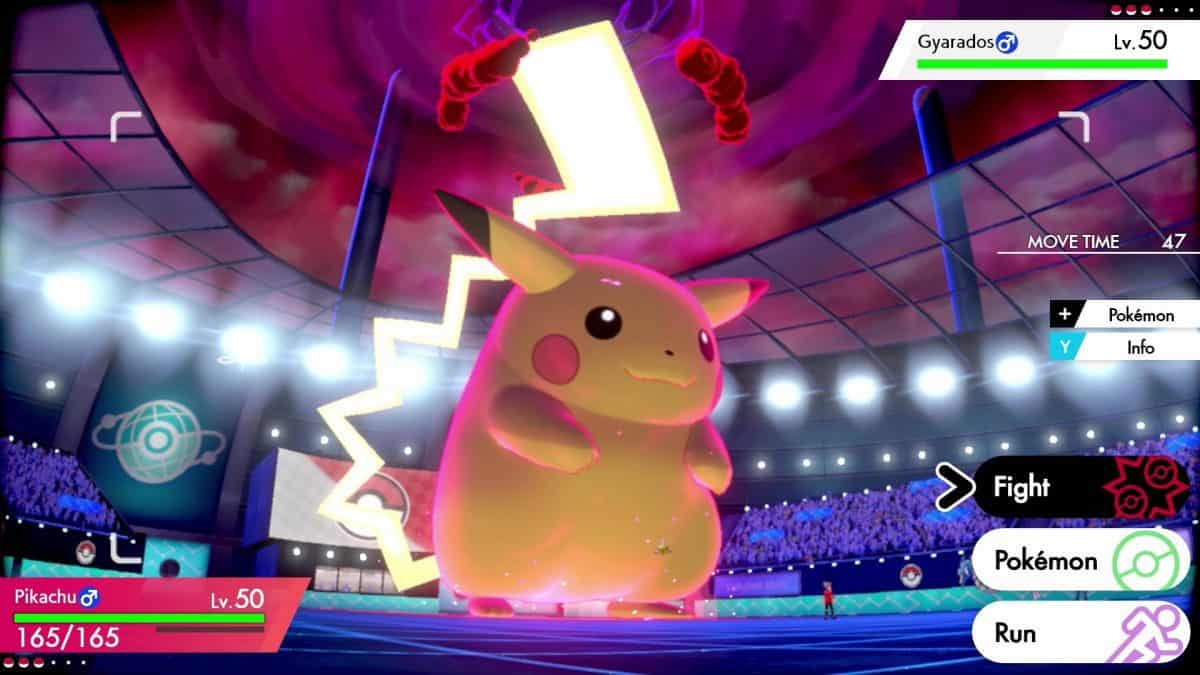 How to Get Gigantamax Pikachu in Pokemon Sword and Shield
