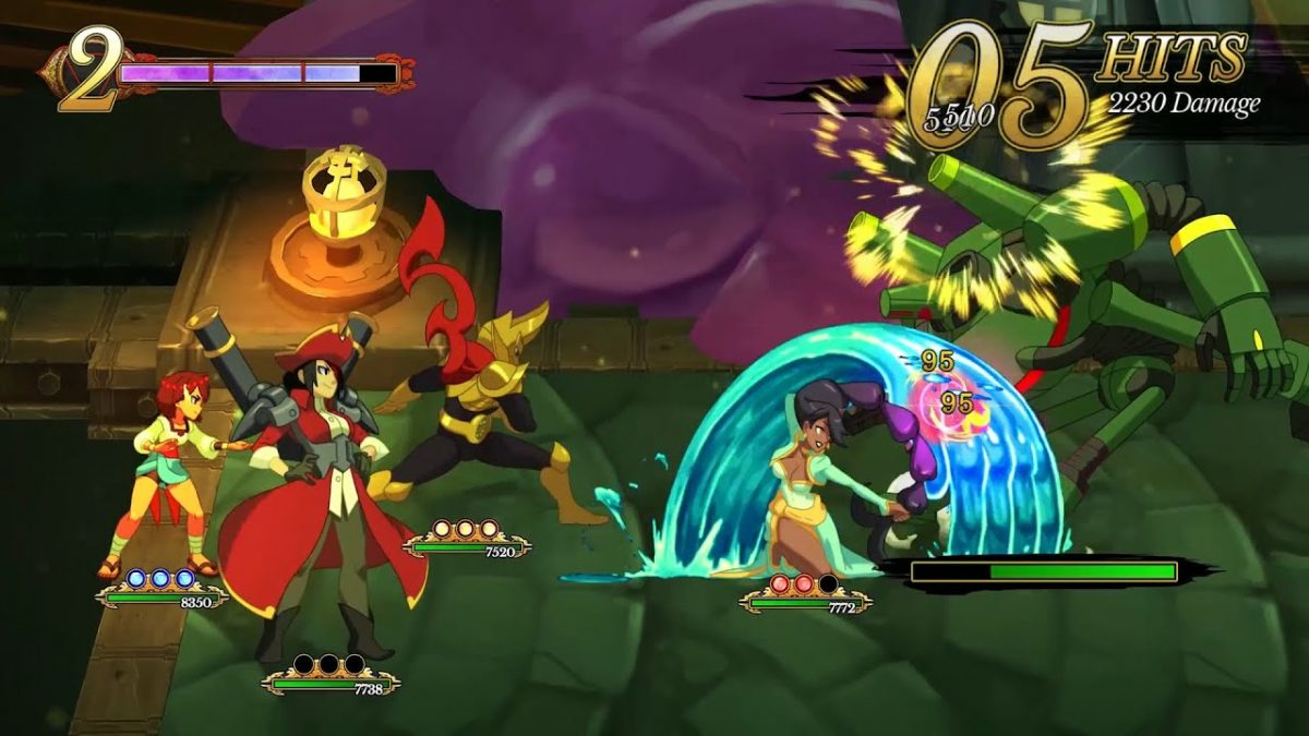 Indivisible Combat System
