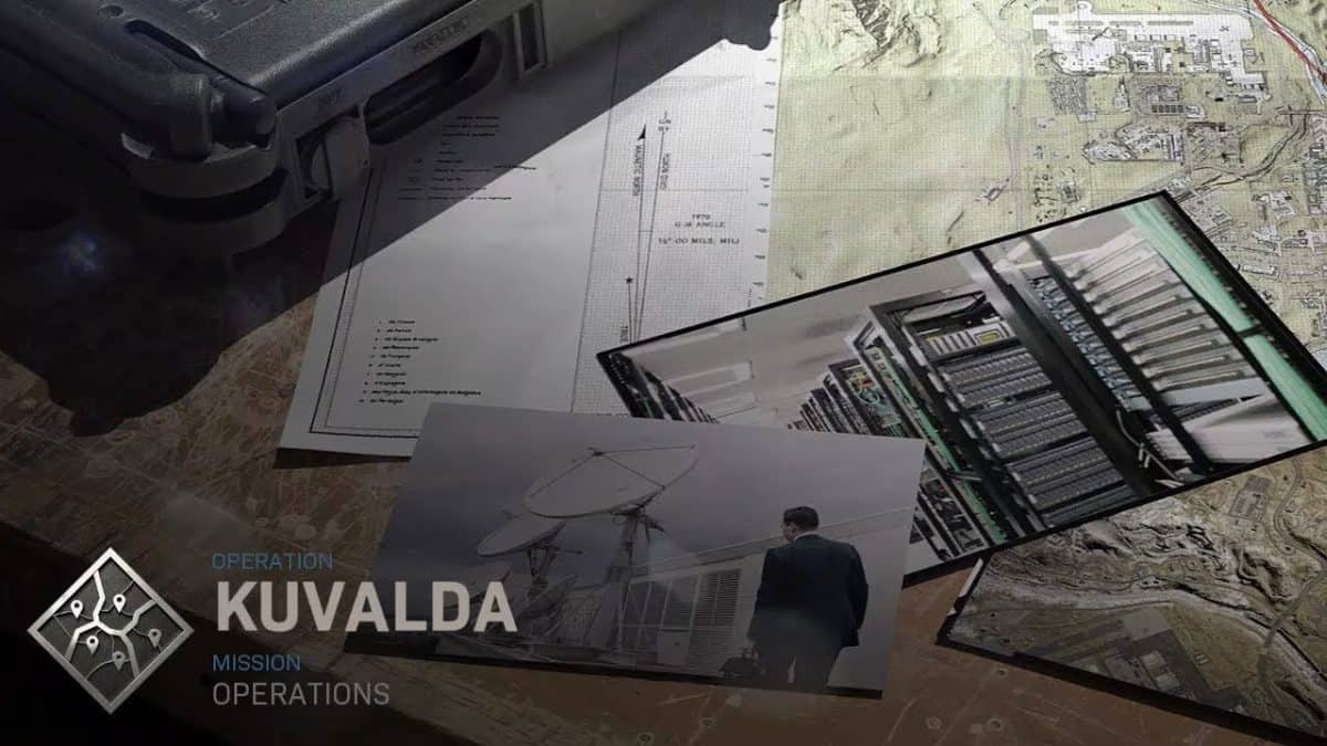 Call of Duty: Modern Warfare Spec Ops Operation Kuvalda Guide