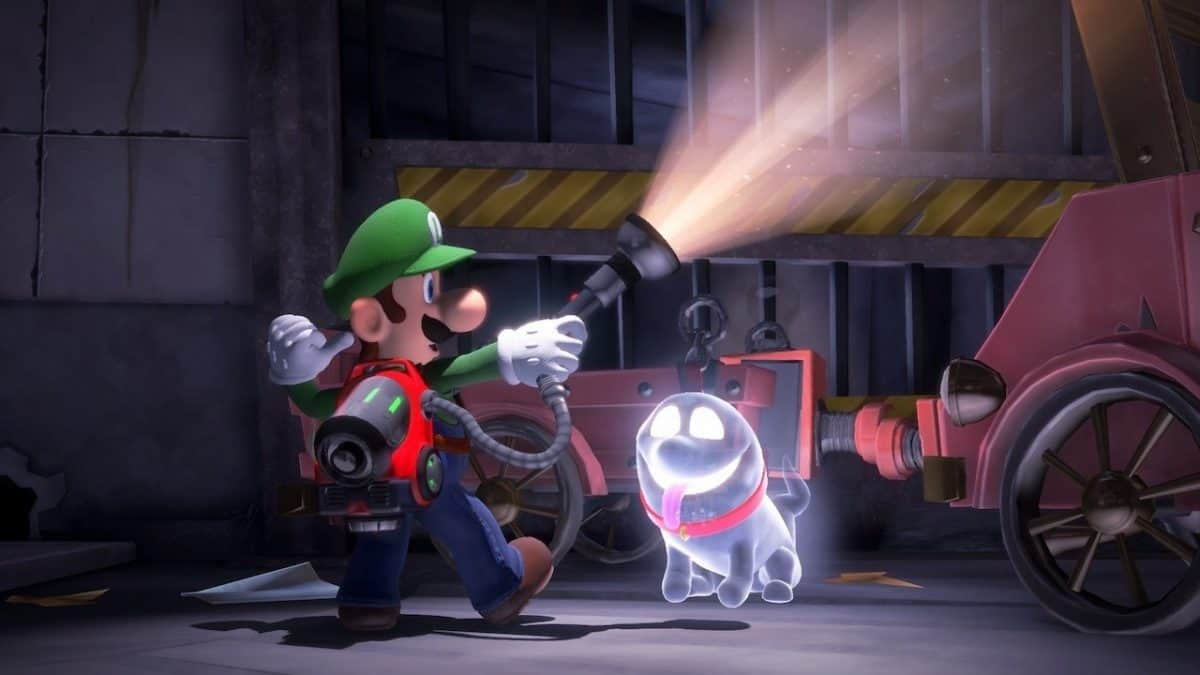 Luigi's Mansion 3 Tips and Tricks