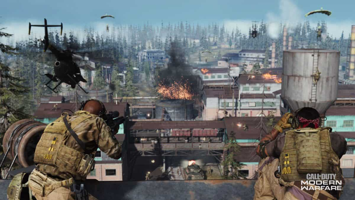 Call of Duty: Modern Warfare Map Tips