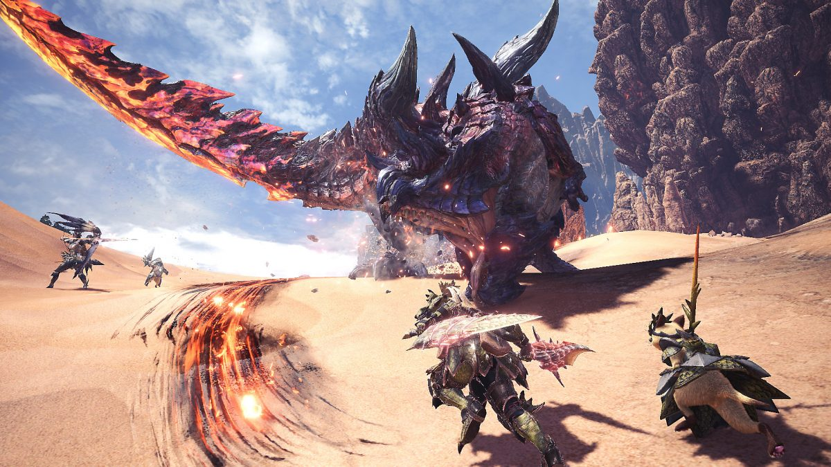 Monster Hunter World Iceborne Optional Quests