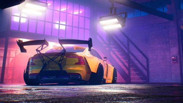 Creative Director Explains Need for Speed Heat  Multiplayer