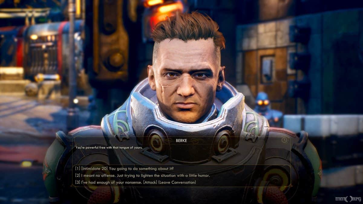 The Outer Worlds Quest Choices