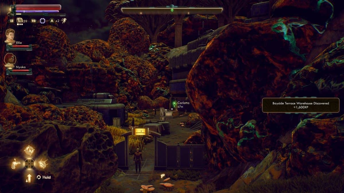 The Outer Worlds Signal Point in Space Quest Guide