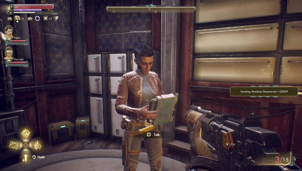 The Outer Worlds Slaughterhouse Clive Quest Guide