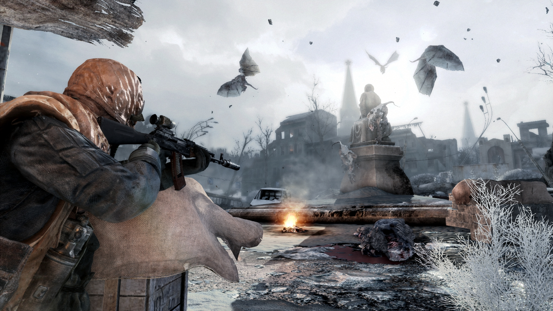 Metro Redux for Nintendo Switch Leaked by Portuguese Retailer
