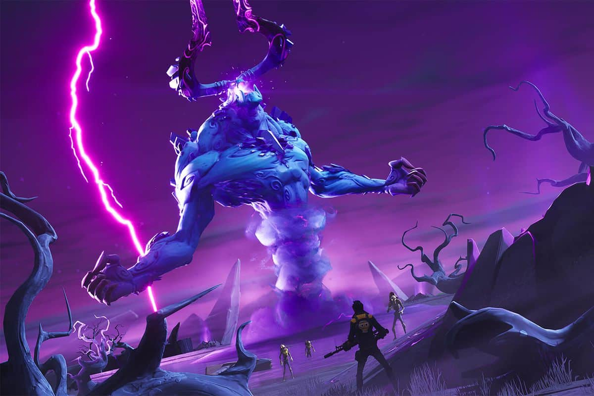 Fortnite Chapter 2 Storm King