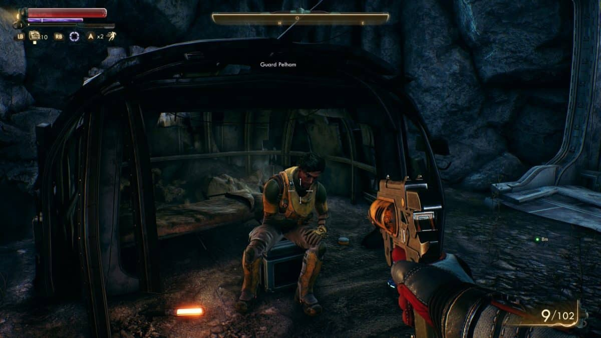 The Outer Worlds Stranger in a Strange Land Quest Guide
