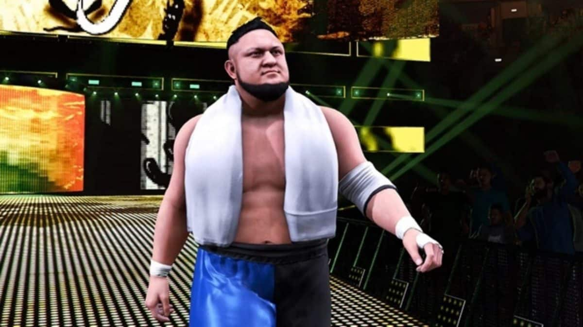 WWE 2K20 Entrances