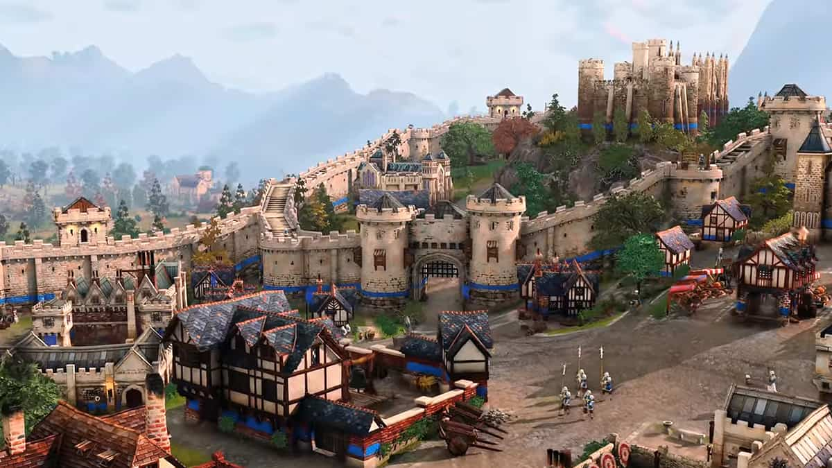 Age Of Empires 4 Gameplay Trailer Marks A Beautiful Return