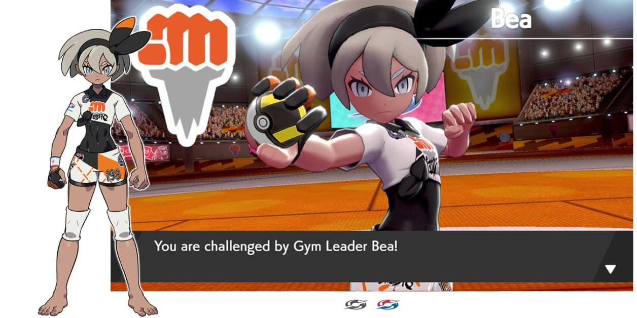 Pokemon Sword Stow on Side Gym Guide: How to Defeat Bea Tips
