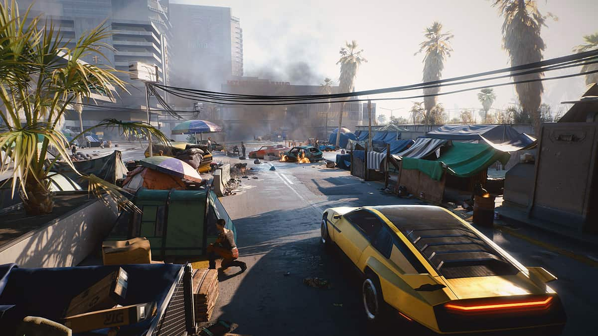 Cyberpunk 2077 On Xbox Will Have One Disc For Xbox One And Xbox Series X