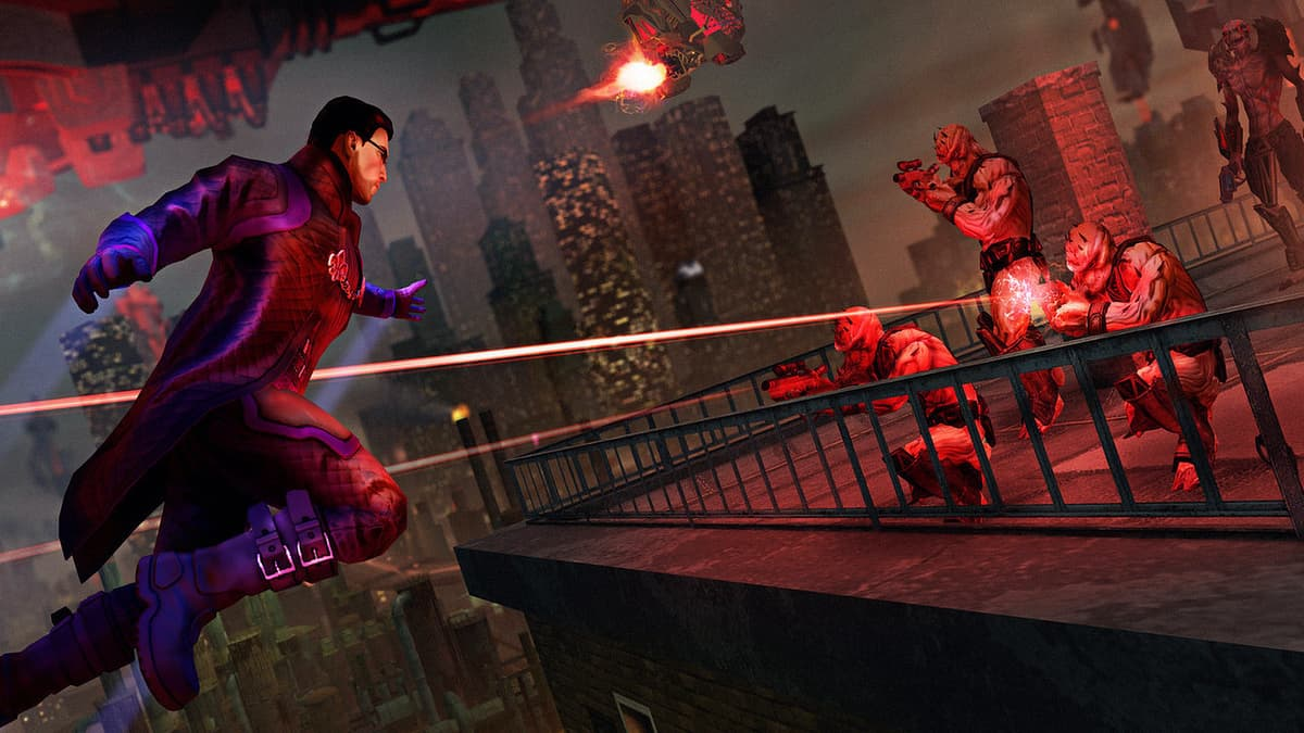 "Saints Row 5 Details Coming Next Year, ""Going To Be Great"""