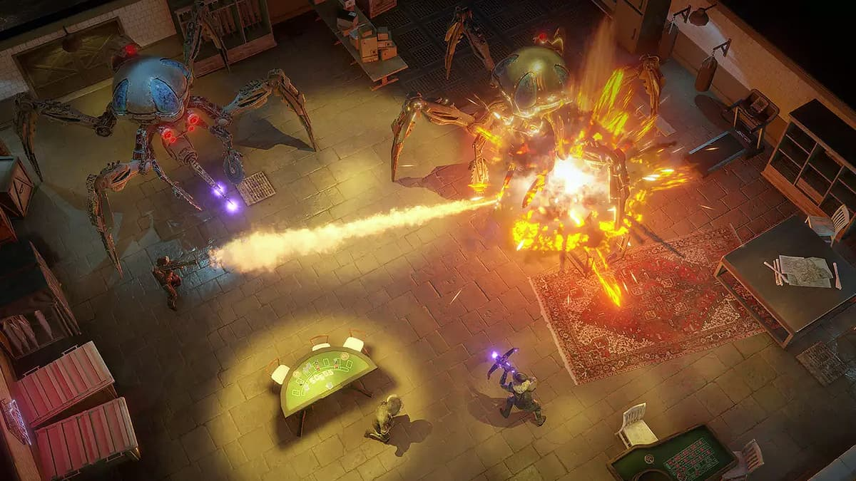 """InXile Entertainment Teases """"Mind-Blowing Visuals"""" For Its Next RPG"""