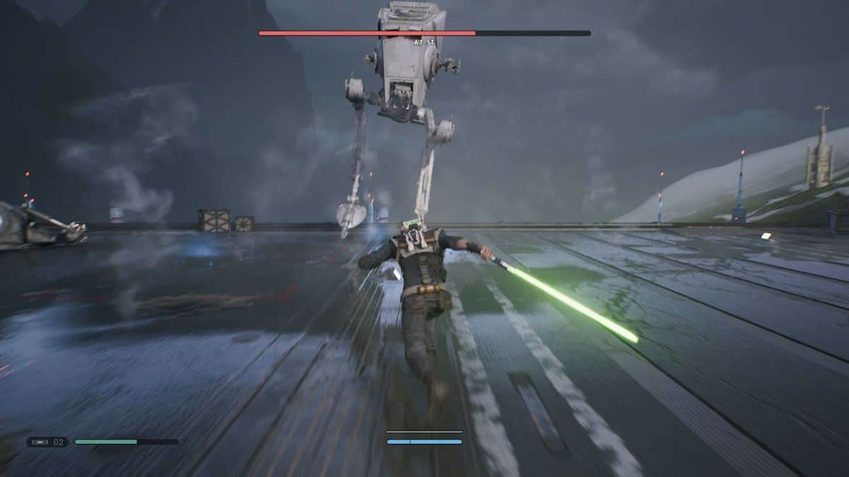 Star Wars Jedi Fallen Order AT-ST