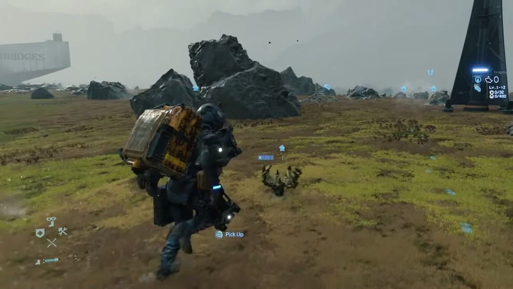 Death Stranding Chiral Crystals Farming Guide