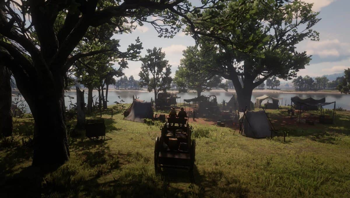Red Dead Redemption 2 Naval Compass Location Guide
